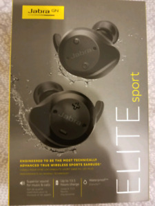 Jabra wireless earphones
