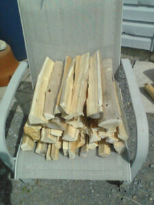 CLEAN CUT FIREWOOD for sale --- only 1 left now