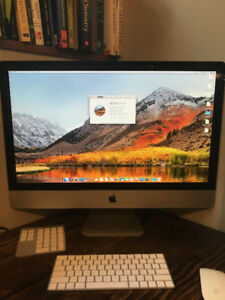 iMac 27-inch with 14 month warranty