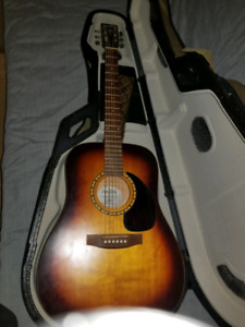 Simon and Patrick Acoustic + Tric Case