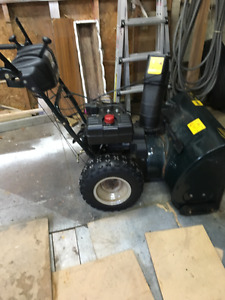 YardWorks Snnowblower 30inch