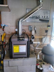 Pool Heaters sales and service