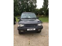 Range Rover HSE 2001 for sale or swap