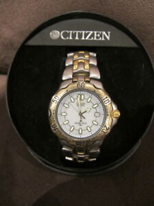 Montre Citizen watch Eco-Drive Solar Teck (used)