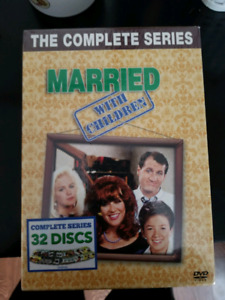 Married with children complete set