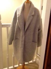 Ladies size 16 light great coat Brand New