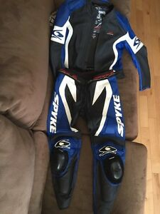 Two piece riding suit