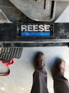 Reese Fifth wheel hitch adapter Ford Super Duty