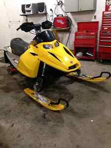 2005 mxzx 440 trail converted
