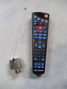 Shaw / Star Choice UHF Remote Control