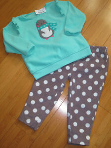 Girls Fall/Winter Outfits - 6 Mths London Ontario image 7