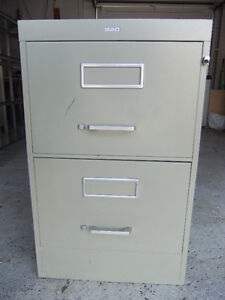 """cole """"joyce"""" legal size 2 drawer vertical filing cabinet"""
