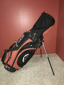 Men's left handed golf clubs with bag Strathcona County Edmonton Area image 2
