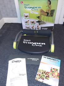 Wonder Core Ab Workout Excerise Gym Machine