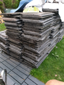 Modern grey roofing slate clays