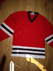 Plain hockey jersey for sale