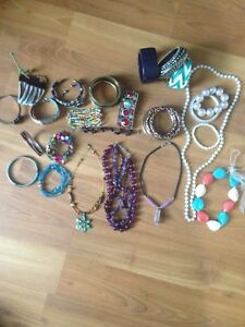 Mix Jewelry; Bracelets&Necklaces