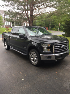 Quick Sale! 2015 Ford F-150 SuperCrew XTR Pickup Truck