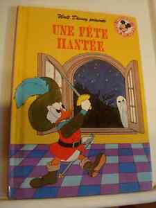 Livre collection du Club Mickey Saint-Hyacinthe Québec image 7