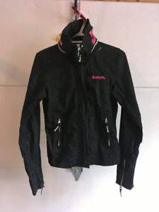 Womens Bench jacket with hood