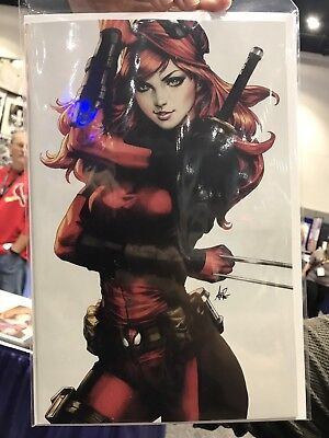 SPECTACULAR SPIDER-MAN #1 Mary Jane Virgin Variant Cover D SDCC 2017 Exclusive