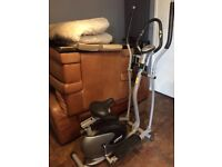 2 in 1 magnetic exercise bike