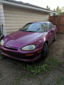 1991 Mazda MX-3 Precidia GS -- Parts Car