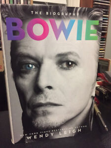 Bowie hardcover book