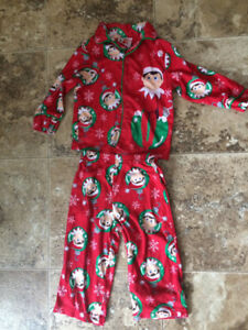 Elf on the Shelf PJs