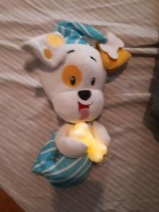 Bubble puppy stuffy