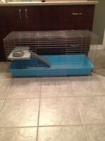Rat or guinea pig cage