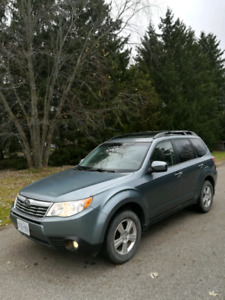 Excellent condition 2009 Subaru Forester