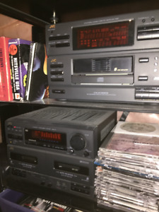 Stereo Mini 6 CD player by Pioneer
