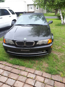 BMW, 330 CI, CONVERTIBLE 2001