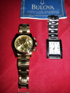 2 Unisex Watches, Both Perfect Performers - AUTOMOTIVE Trade?