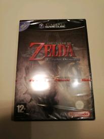 GENUINE V.RARE The Legend of Zelda: Twilight Princess - GameCube