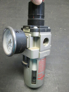 Pressure Reducer for Pneumatic Tools. AIR-MAX 53.4470N