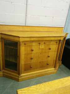Oak Sideboard / TV Stand (New Price)