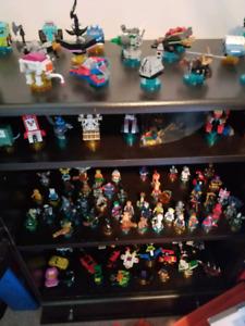 Massive LEGO Dimensions collection