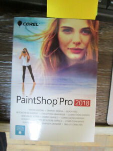 Corel Paint Shop Pro 2018 For Sale at Nearly New!