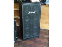 Marshall MCB 8x10 bass cab