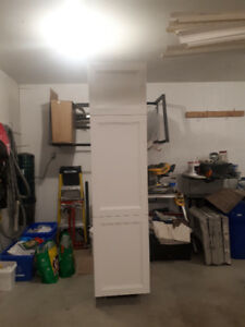 Broom Closet/Storage Cabinet