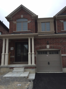 1 year old semi detached home in Newmarket ON.