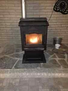 Harman Wood Pellet Stove