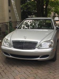 Executive S Class Mercedes