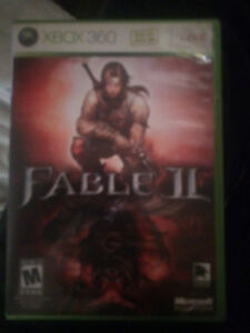 XBOX 360: Fable 2