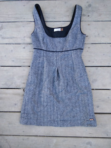 WILFRED HERRINGBONE DRESS