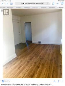 Clean and large 2 bedroom apt for rent 1100 + hydro