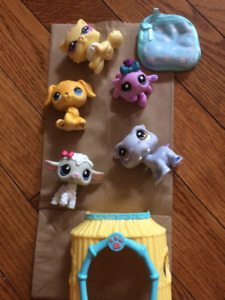 Littlest Pet Shop Surprise Bags!!