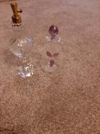Perfume dispensers